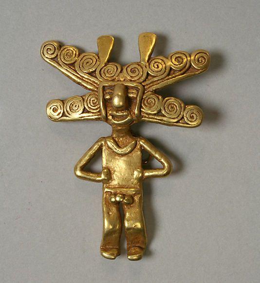 Gold artifacts mayan Mayan Artifacts